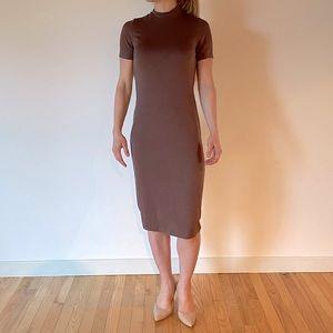 2/$50👗Wilfred Free Bodycon Midi Dress Size M